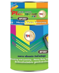 TPI SUPER ARMOUR NANO PAINT - NP302  (Top Coat – Heavy Duty Flooring)