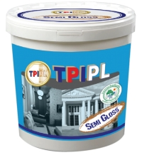 CLEAR COATING COLOR TPI SEMI GROSS