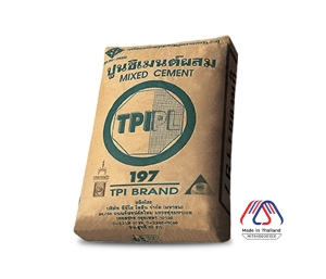 TPI Mixed Cement 197