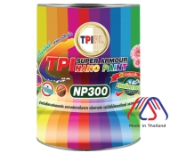 TPI SUPER ARMOUR NANO PAINT- NP300 (Flooring)